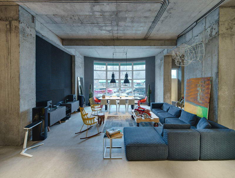 Homey Office Spaces