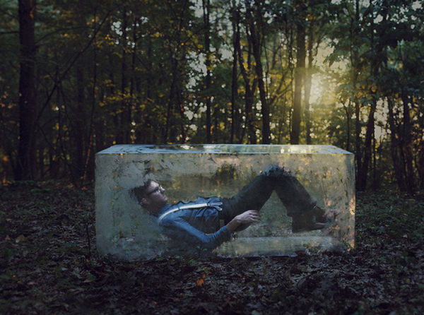 Strikingly Surreal Self-Portraits