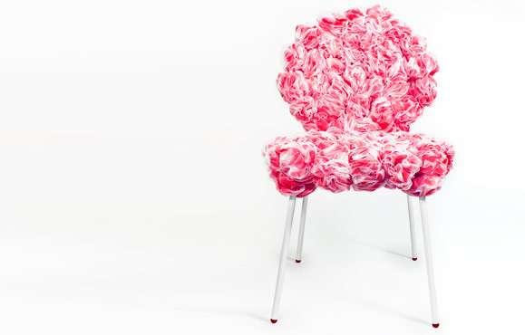 Lolilla Chair by Marcial Ahsayane