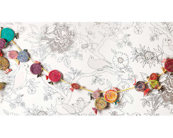 Gourmet Lollipop Garlands