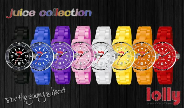 Playfully Scented Eco Watches