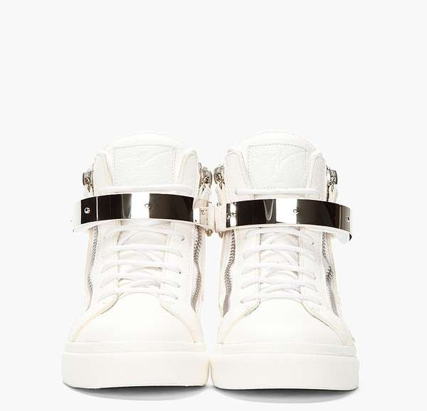 Handcuffed Sneakers