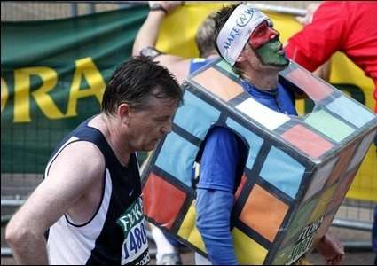 Ridiculous Marathon Outfits