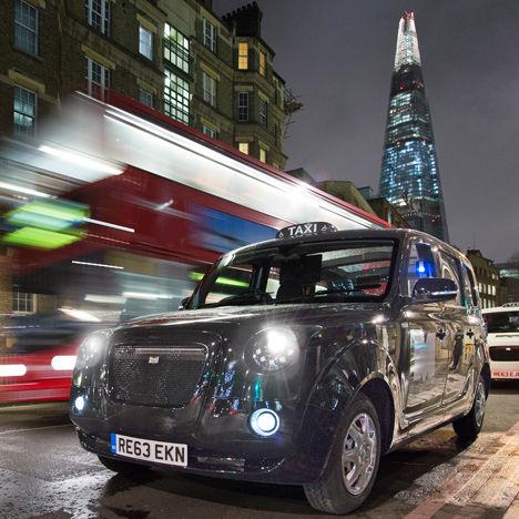Elegant Electric Cabs