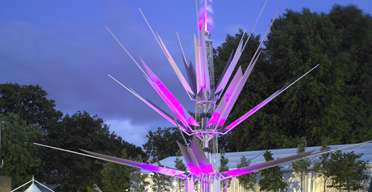 Solar Flower Towers