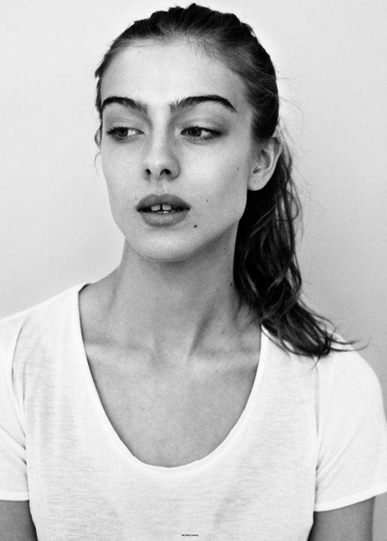 Understated Model Portraits