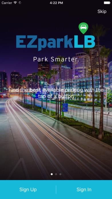 Proactive Parking Apps