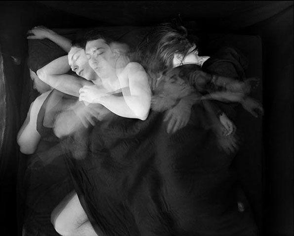 Sleeping Long-Exposure Photos