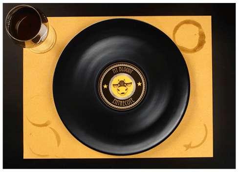 Vintage Vinyl Dishware