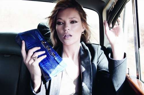 Longchamp X Kate Moss