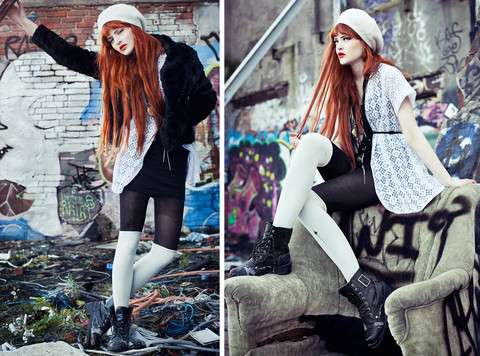 lookbook nu user cosette munch