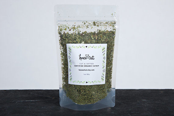 Organic Loose Leaf Catnips