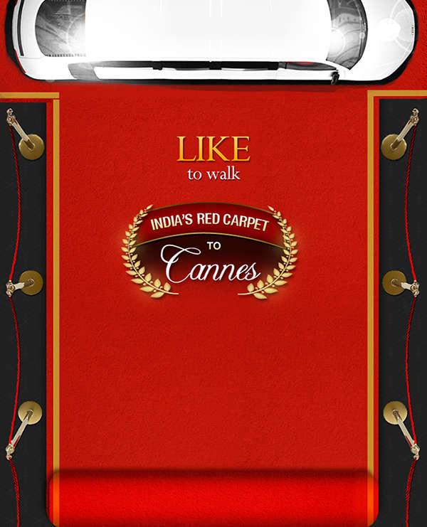 Virtual Red Carpet Campaigns