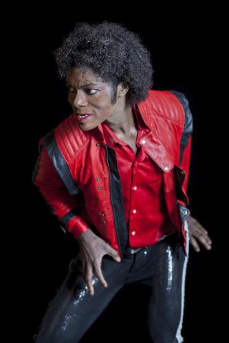 Pop King Impersonator Portraits