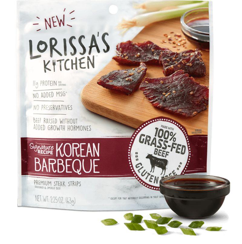 Natural Meat Strip Snacks