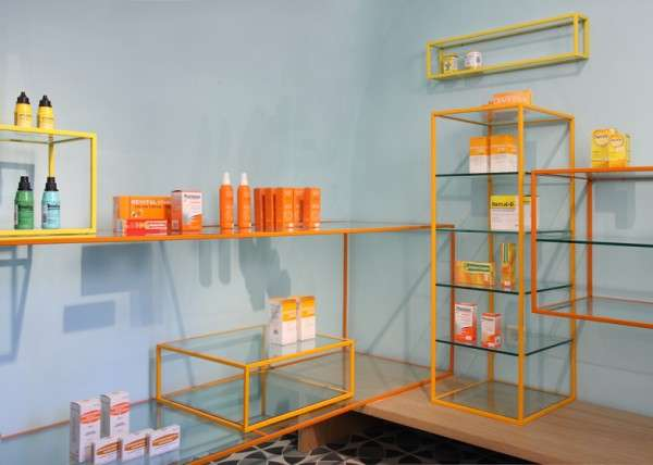 Vibrantly Modern Pharmacies