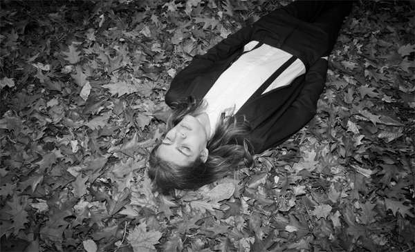 Leaf-Lounging Lookbooks