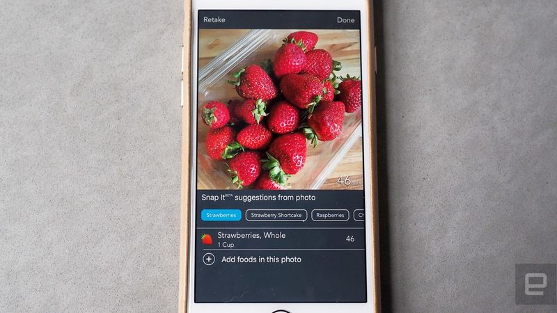 Photographic Meal-Tracking Apps