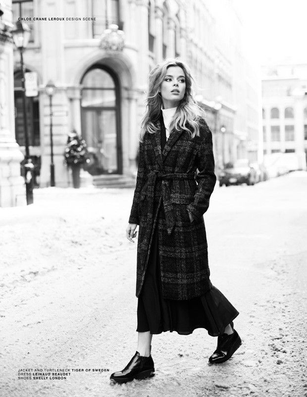 Moody Parisian Editorials