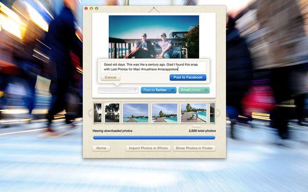 Photo Resurfacing Apps