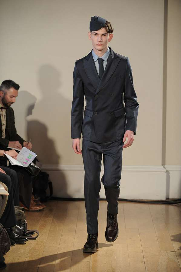 Lou Dalton Fall/Winter 2012