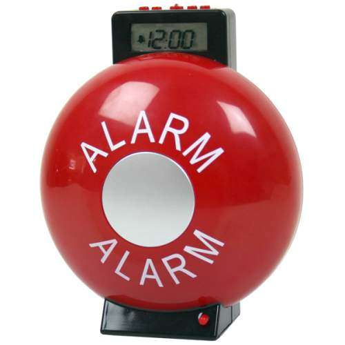 Loudacious Alarm Clocks
