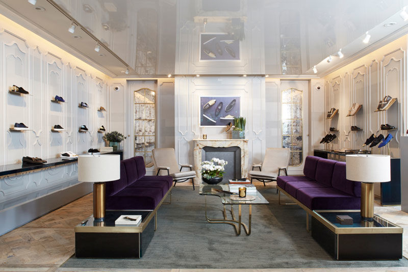 Refined Flagship Boutiques