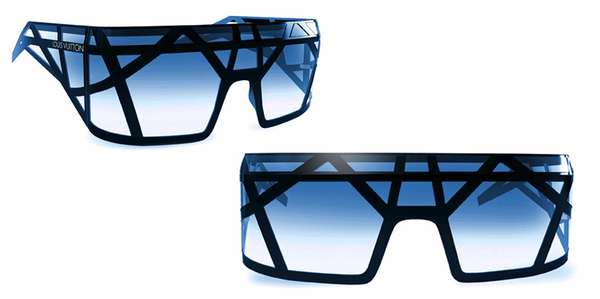 Louis Vuitton Concept Sunglasses