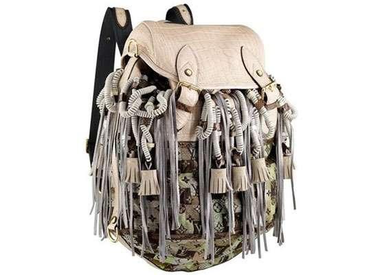 $54,000 Tassel Bags