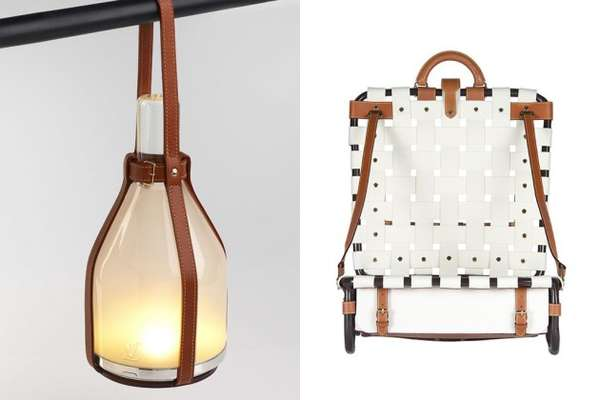 louis vuitton 'objets nomades'