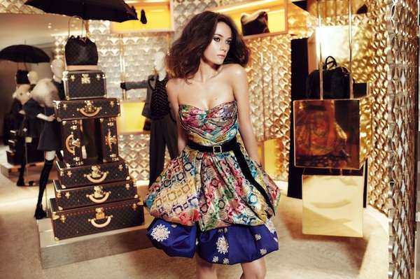 Diwali-Celebrating Fashion