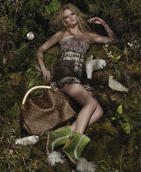 Dove-Loving Luxury Ads