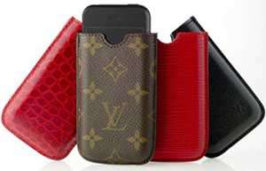 Louis Vuittons iPhone cases