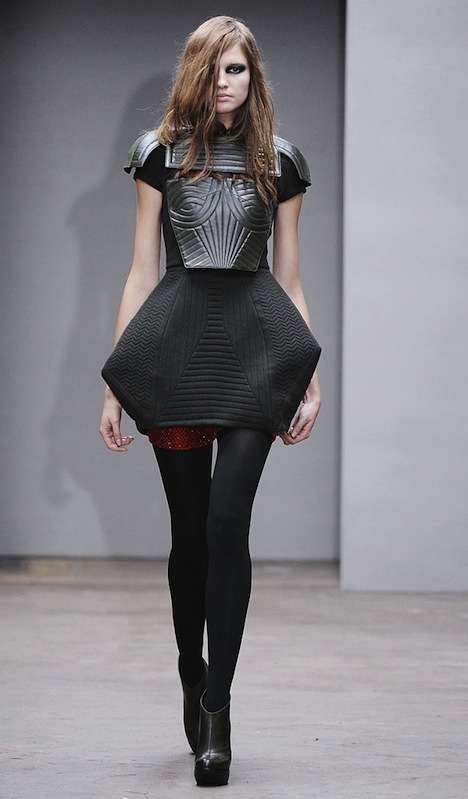 Louise Goldin Fall 2010 Collection