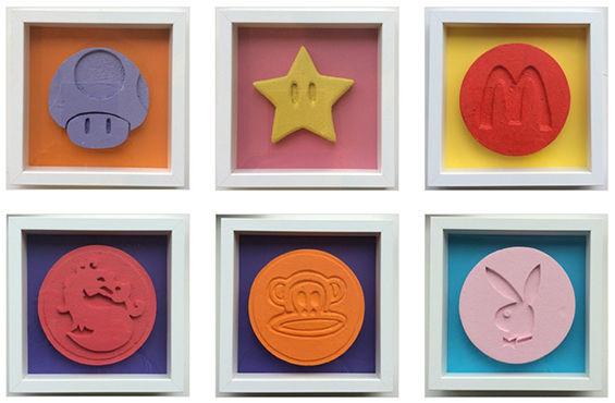 Pop Culture Pill Art