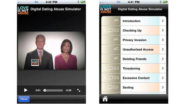 Virtual Violence Apps