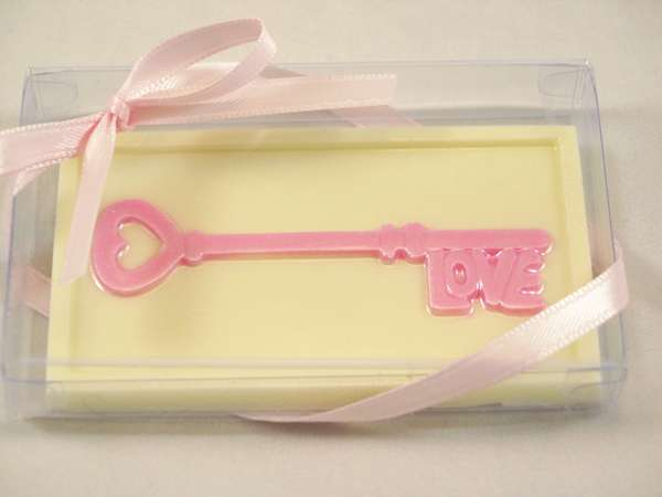 love is the key chocolate