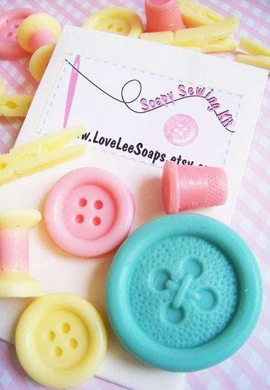 Love Lee's soap theme kits
