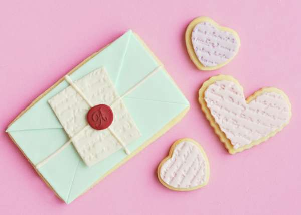 Lovey-Dovey Confections