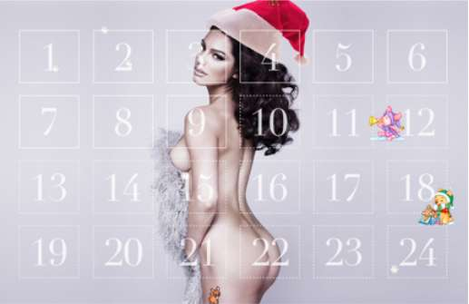 love magazine advent calendar