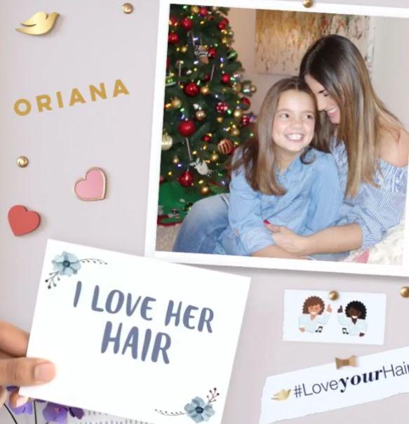 Latina Hair-Embracing Campaigns
