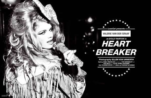 LoveCat Magazine Heart Breaker