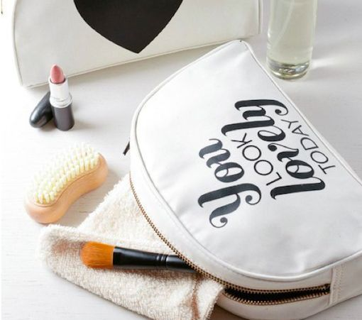 Confidence-Boosting Cosmetic Bags