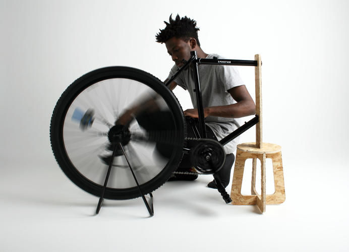Cyclist Centrifuge Concepts