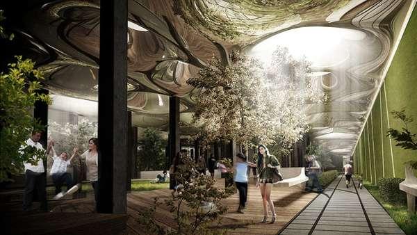Urban Subterranean Gardens