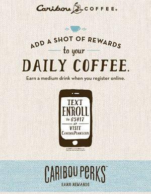 Java Perk Loyalty Cards
