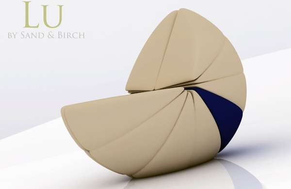 Lu Chair by Sand Birch