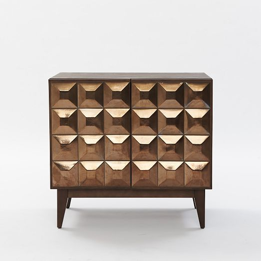 Textured Geometry Furnishings