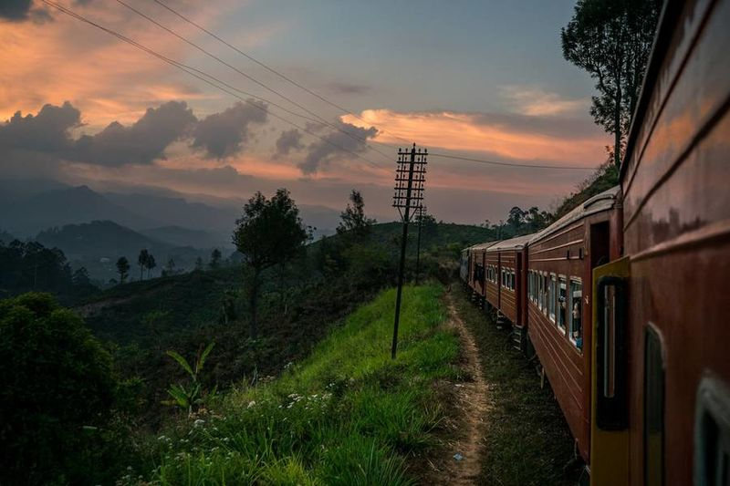 Candid Sri Lankan Photography