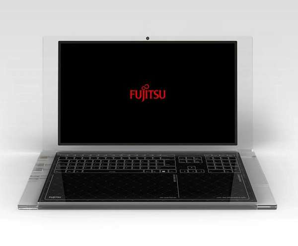 Luce concept laptop